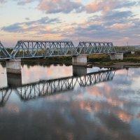 утренние мосты :: Александр