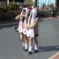 Японские девчонки :: Елена