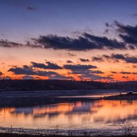 Рыбалка на закате :: Ольга