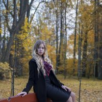 В парке :: Женя Рыжов