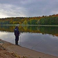 Осенняя рыбалка. :: vkosin2012 Косинова Валентина