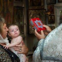 Крещение Софии 2 :: Владимир Дядьков