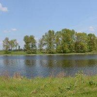 Озеро Глушец :: Сергей Тарабара