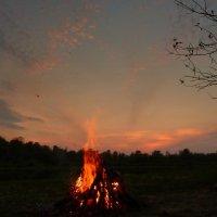 последний теплый вечер этой осени 2 :: Александр Прокудин