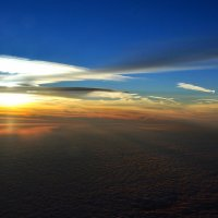 Солнце катилось к горизонту :: vg154