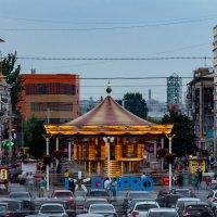 Секунда из жизни города :: Artem Zelenyuk