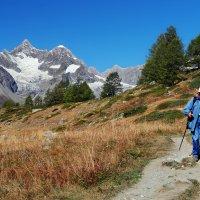 горы имеют власть звать нас в свои края... :: Elena Wymann