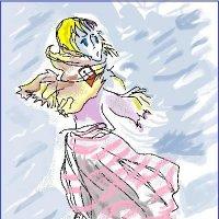 Девочка со спичками :: Vlad - Mir