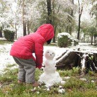 Привет, зима! :: Наташа Федорова