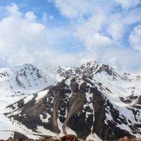 в горах выше 3000 м :: Горный турист Иван Иванов