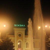 А фонтану не   холодно ! :: Виталий Селиванов