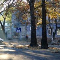 Осень в Николаеве... :: Сергей Порфирьев