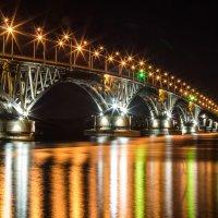Мост Саратов-Энгельс :: Ирина Будимирова