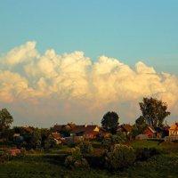 Небесные облока :: Андрей Буховецкий