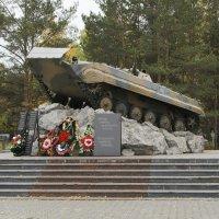 памятник на аллее :: Ольга Русакова