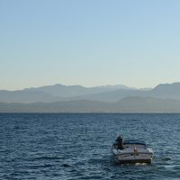 Хорошая погода на озере Гарда :: Valeriy(Валерий) Сергиенко