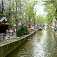 Улица Амстердама. :: Надежда