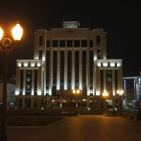 Современное здание Правительства Татарстана :: Елена Павлова (Смолова)