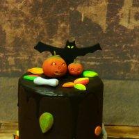торт из полимерной deco глины :: Екатерина