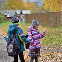 Трое шли из школы 2 :: Валерий Талашов
