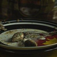 Мёртвая рыба! :: Яков Реймер