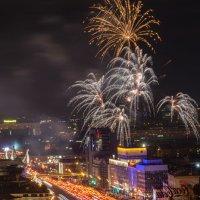 С днем рождения, Москва! :: Наталия Киреева