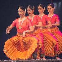 Индийский танец :: Bogdan Snegureac
