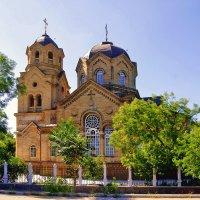 Церковь Илии Пророка. Евпатория :: герасим свистоплясов