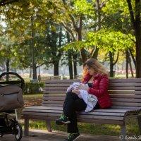 Мама и дочка :: Emil Buturlin