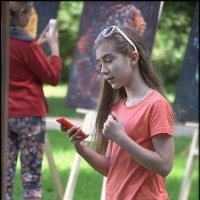 эпоха смартфонов :: Дмитрий Анцыферов