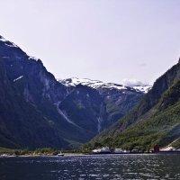 Водопады Согне-фьорда-2 :: Александр Рябчиков