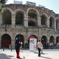 Колизей есть не только в Риме :: Николаева Наталья