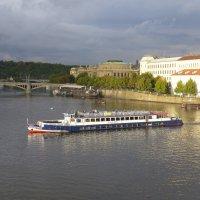 Прага, Влтава :: ZiBerg 60