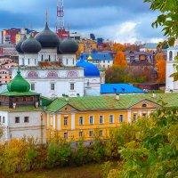 трифонов  монастырь :: михаил скоморохов
