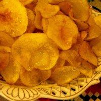 Домашние картофельные чипсы. :: nadyasilyuk Вознюк