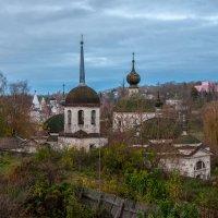 Осенний вечер в Старице :: Alexander Petrukhin