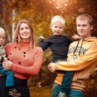 Семейная фотосессия :: Фотохудожник Наталья Смирнова