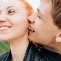 Витя и Диана :: Александр Кравченко