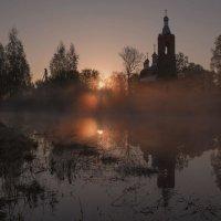 На пороге нового дня. :: Svetlana Sneg