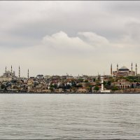 Пасмурный Стамбул :: Константин Сытник