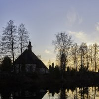 Старая церковь :: Андрей Ногтев