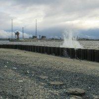 Северодвинск. Белое море. Сегодня штормит (3) :: Владимир Шибинский