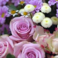 Цветы для нежно любимой :: Алеся Пушнякова