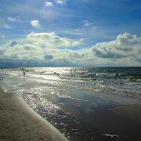 Небо,суша и вода :: Сергей Карачин