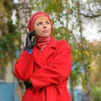 Леди Осень :: Евгения