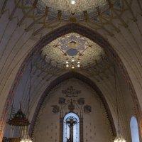 Интерьер церкви в местечке Ламми в южной Финляндии :: Андрей Ногтев