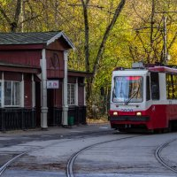 Московский трамвай :: Elena Ignatova