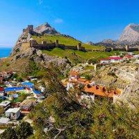 Вид на крепость :: Роман Величко