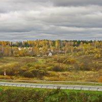 Помедли, осень, не спеши... :: Ирина Нафаня