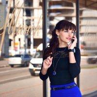 Прогуливаясь по магазинам :: VikTori Knyazeva
